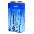 Батарейка 9V (крона)DAEWOO