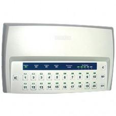 Сигнал 20М.Контроль 20 шлейфов  для работы в режиме охранной или пожарной сигнализации,