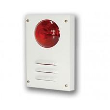 Маяк 12К. Сирена+световой оповещатель, 12 В, 105 дБ  , уличный