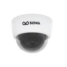 IP видеокамера SOWA S200-11 купольная (2мп, 1/2.8 CMOS Sony Exmor, чувст. 0,001люкс, варио-объектив,